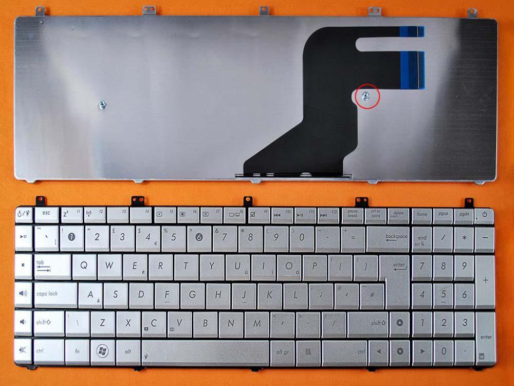 Klávesnice pro notebooky Asus N75 N55 N75S N75SF N75SL N55SF
