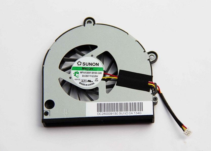 Ventilátor chlazení pro Toshiba A660 C660 Acer 5733 5742