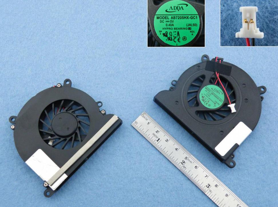 Ventilátor chlazení pro HP DV4 DV4-1000 CQ40 CQ41 CQ45 486844-001