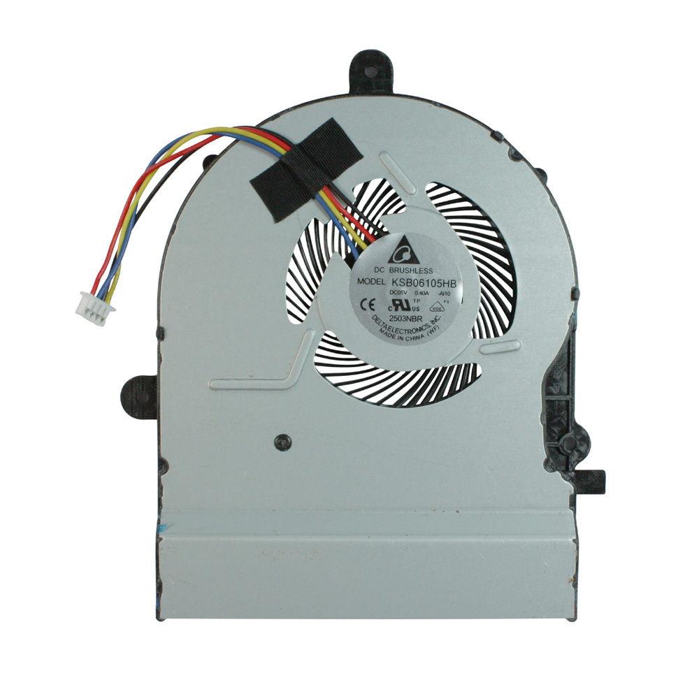 Ventilátor chlazení pro notebook: Asus K501 K501UX K501LX A501L