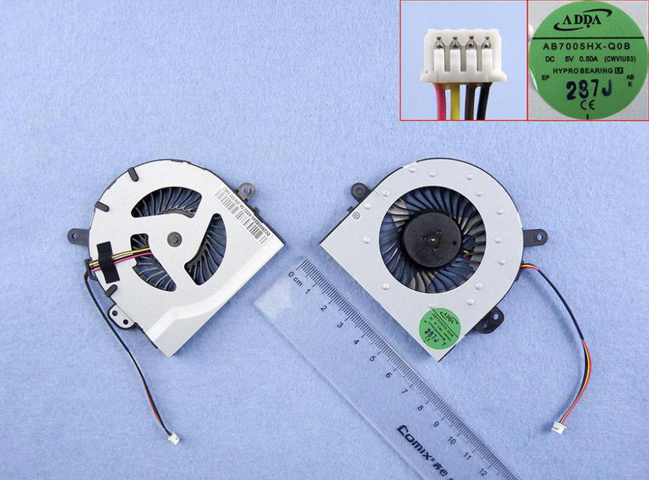 Ventilátor chlazení pro notebook Lenovo Ideapad S300 S400 S405