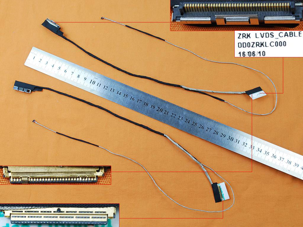 LCD flex kabel pro notebooky Acer Aspire V7-581 V5-573 V5-573PG V5-573G