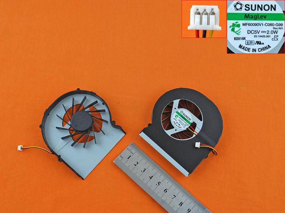 Ventilátor chlazení pro notebooky Fujitsu Siemens LifeBook SH530