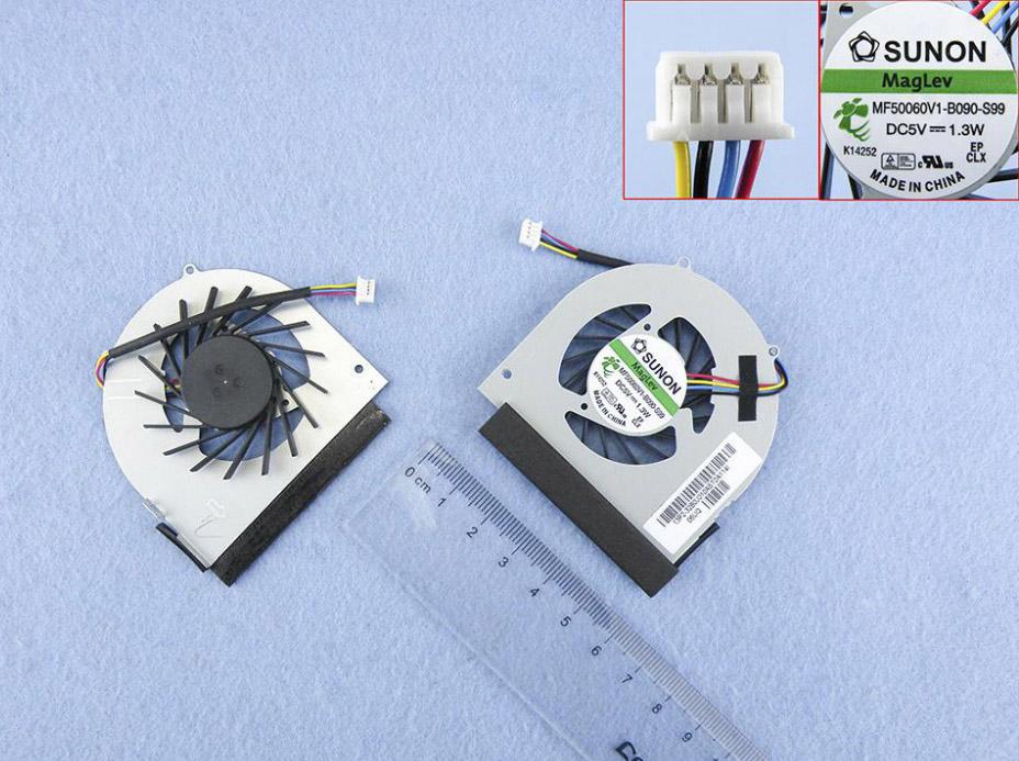 Ventilátor chlazení pro notebook Lenovo Ideacentre Q100 Q110 Q120 Q150
