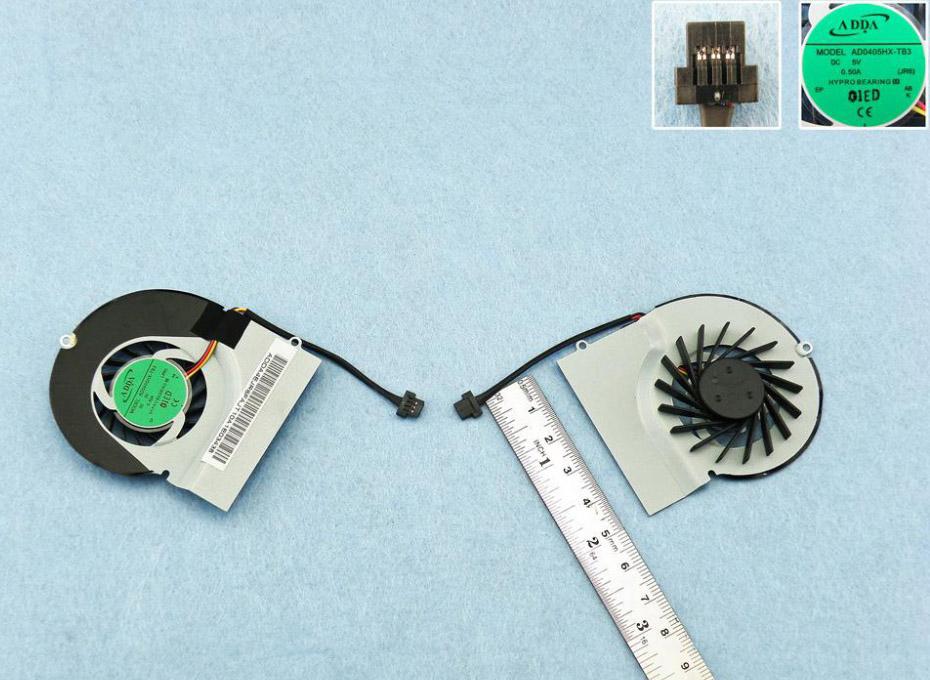 Ventilátor chlazení pro notebooky Fujitsu Siemens Lifebook P3010