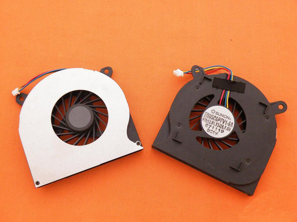 Ventilátor chlazení pro notebooky DELL Latitude E6400 E6410 Precision M4400