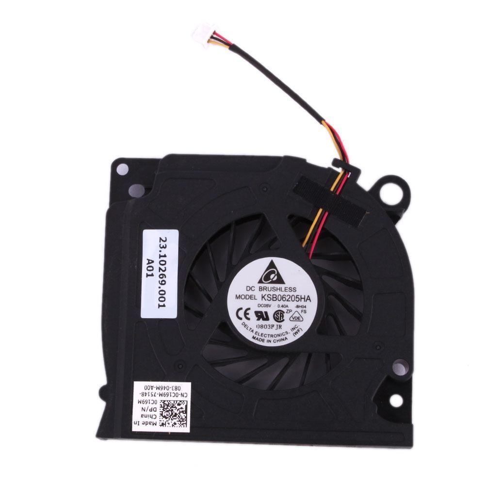 Ventilátor chlazení pro notebooky Dell Inspiron 1525 1526 1545 C169M Latitude D630