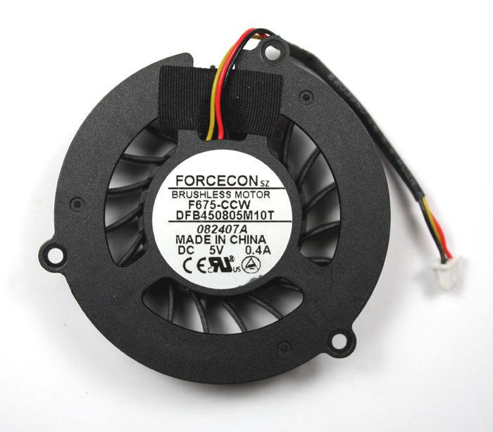 Ventilátor chlazení pro notebooky MSI VR600 VR600X
