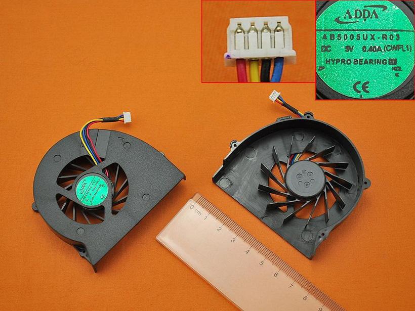 Ventilátor chlazení pro notebooky Sony VPC-F VPC F11 M930 F115 F116 F117 F118 F119