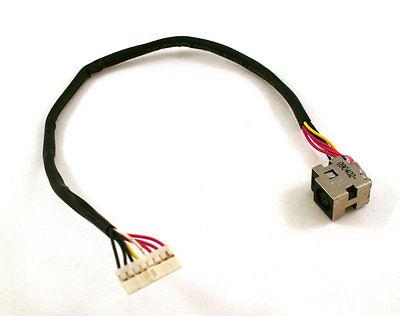 Napájecí konektory DC HP Pavilion G62 Compaq Presario CQ62 CQ56 G56