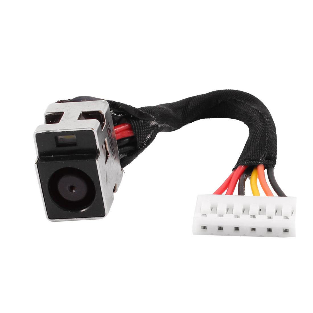 Napájecí konektor DC HP G50 G60 G70 COMPAQ CQ60 CQ50 CQ70