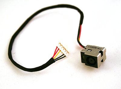 Napájecí konektor DC HP DV5 DV6 DV7-2000 G61 Compaq Presario CQ61 CQ71 CQ62 G62