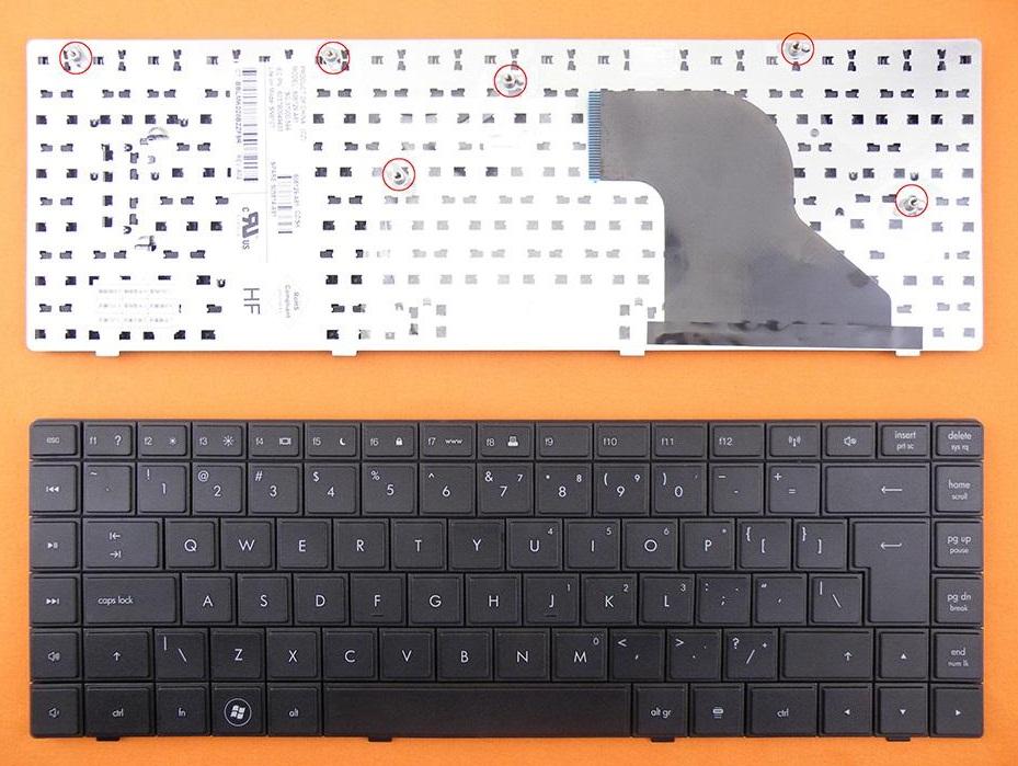 Klávesnice pro notebooky HP Compaq CQ620 CQ621 CQ625 620 621 625