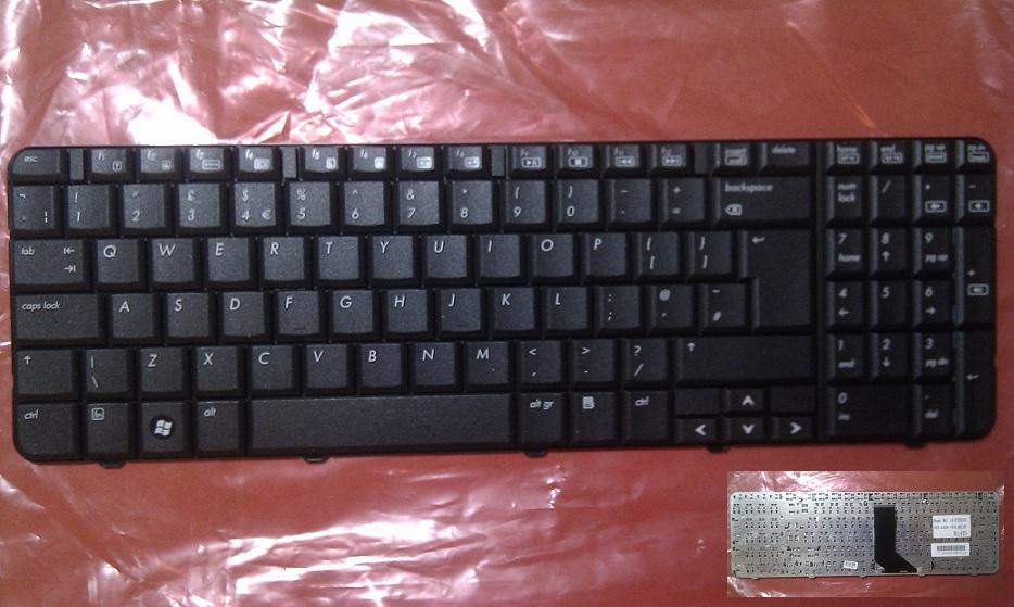 Klávesnice pro notebooky HP Compaq CQ60 G60 CQ 60 G 60
