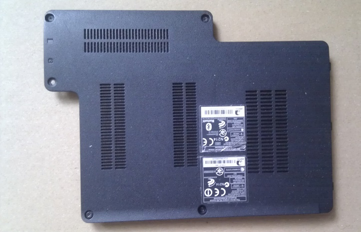 Plastová krytka netbook Acer one 721