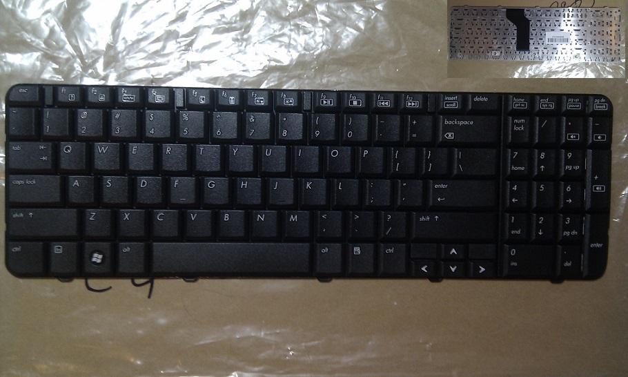Klávesnice pro notebook HP Compaq CQ60 G60
