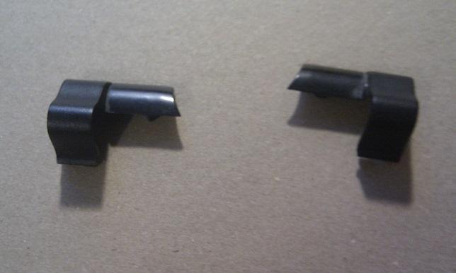 Krytky pantů netbook Acer one 751
