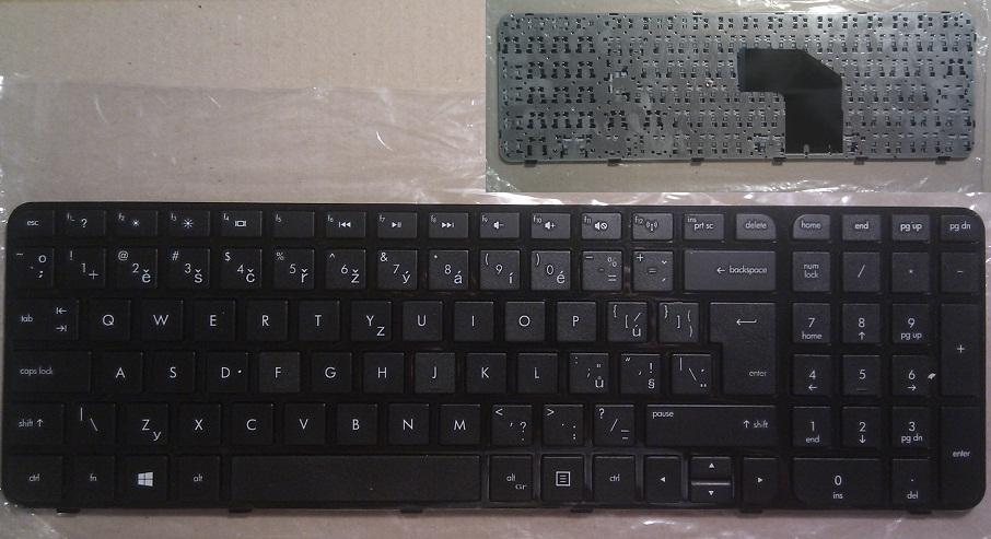 Česká ( CZ ) klávesnice pro notebook HP Pavilion G6 G6-2000