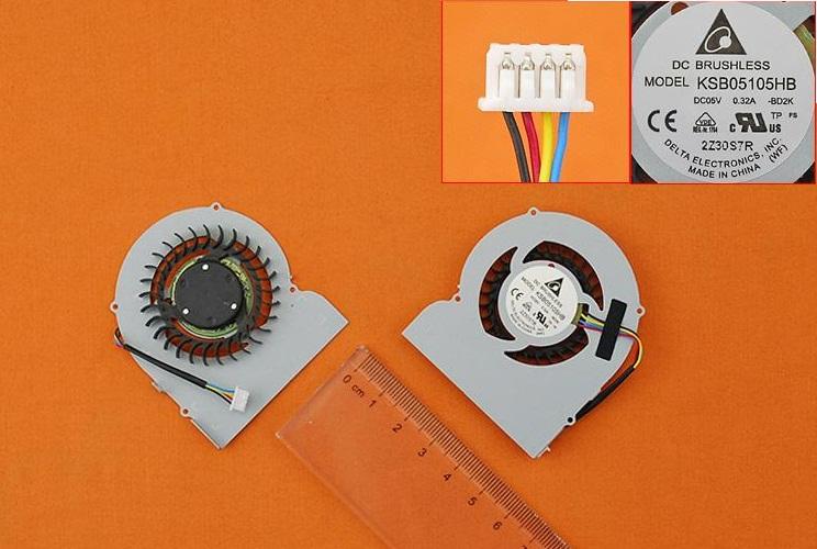 Ventilátor chlazení pro Lenovo IdeaCentre Q180 Q190