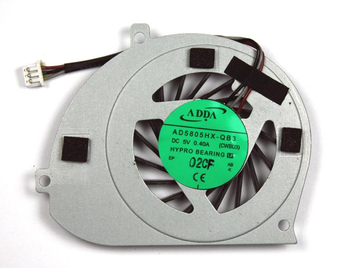 Ventilátor chlazení pro notebooky Toshiba Satellite T130