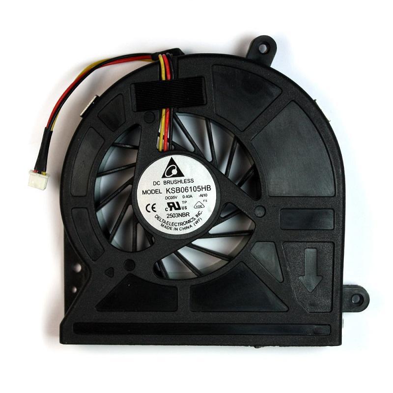 Ventilátor chlazení pro notebooky Toshiba Satellite C660 C655 C655D