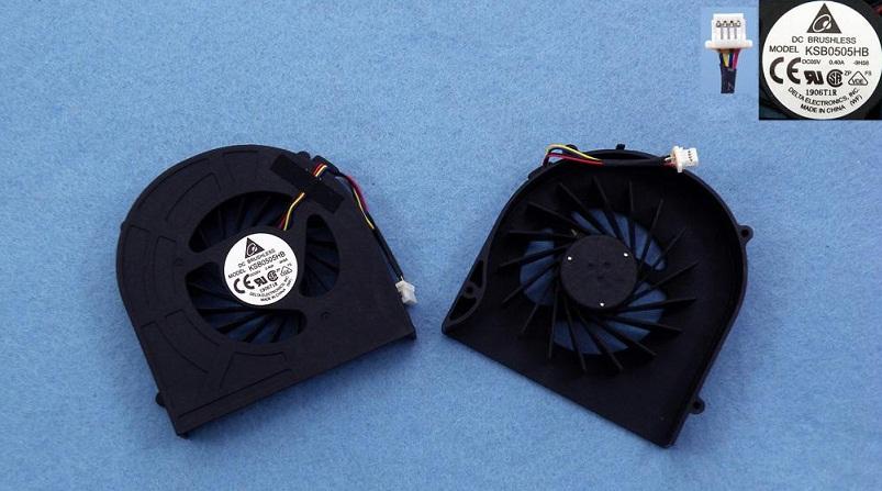 Ventilátor (větráček) chlazení pro notebooky HP ProBook 4520 4520s 4525s 4720s
