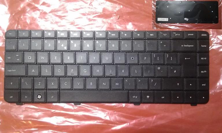 Klávesnice pro notebooky HP Compaq Presario CQ42 G42 CQ42-100 CQ42-200 G42-300