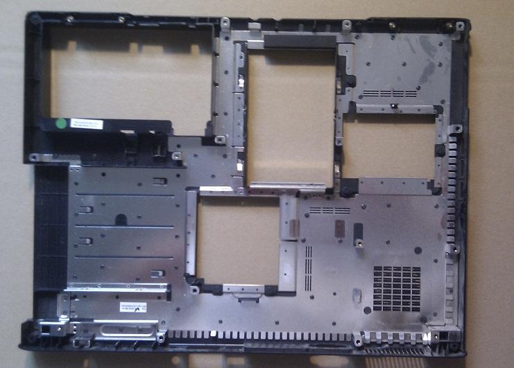 Spodní plastvový díl - vana pro notebooky Acer TravelMate 2410 Aspire 3610 atd. 60.4E103.002