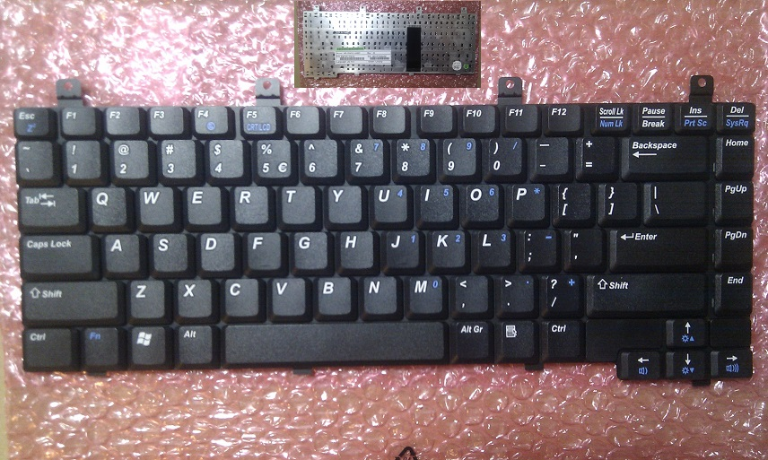 Klávesnice HP Compaq nx6115 nx6125 nx9100 nx9105 nx9110
