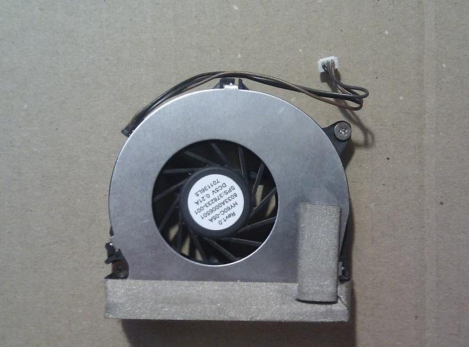 Ventilátor chlazení pro HP Compaq NX6130 NX7300 NX7400 XW8200