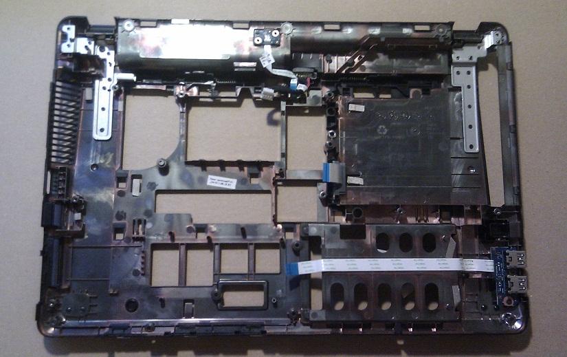Spodní plastový díl (vana) z notebooku HP Probook 4535s