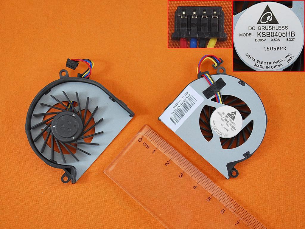 Ventilátor chlazení pro HP Pavilion Dm1-4000