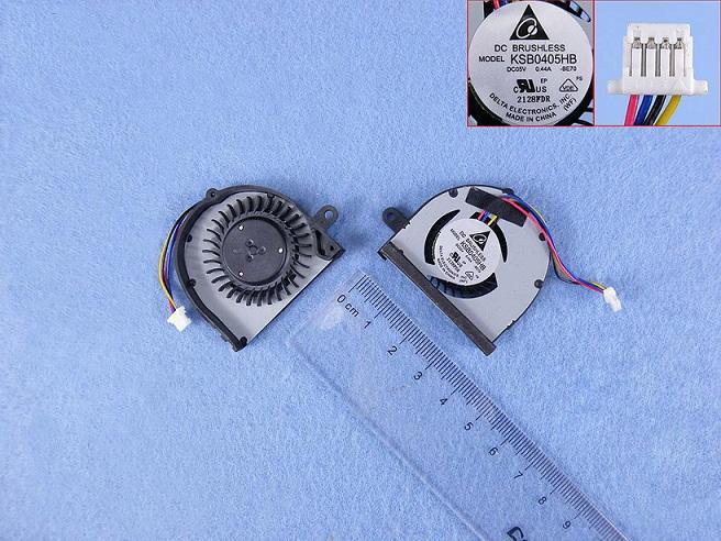 Ventilátor chlazení pro notebooky Asus Eee PC 1025C