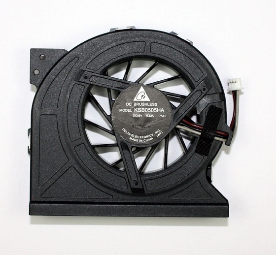 Ventilátor chlazení pro notebooky Toshiba Satellite P300, verze 1