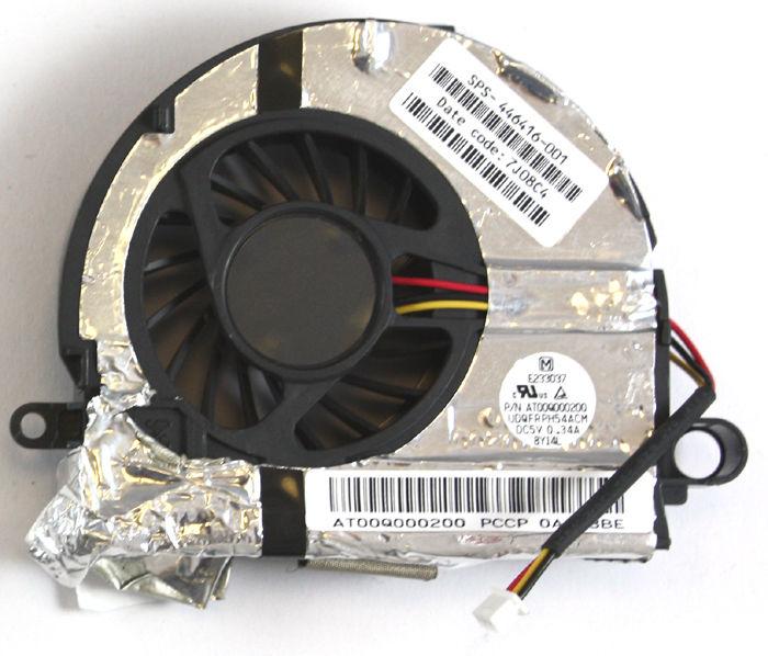 Ventilátor chlazení pro HP Compaq 6910P 6910 Nc6400