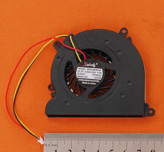 Ventilátor chlazeni pro notebooky DELL Vostro 1510 1310 1520 1521