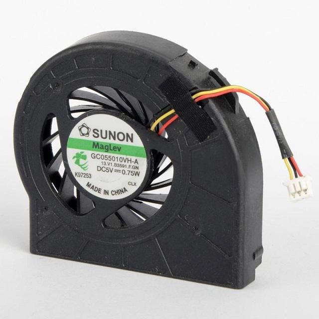 Ventilátor chlazení pro notebooky IBM Thinkpad X200s X200t