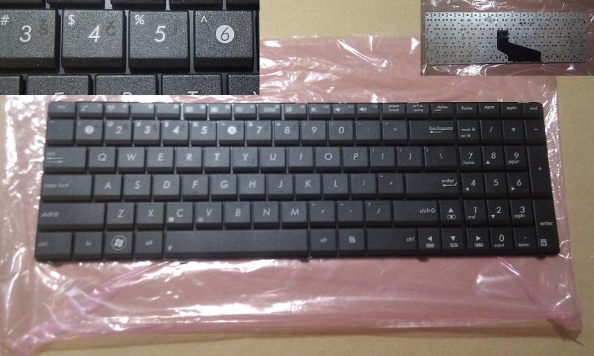 Klávesnice pro notebooky Asus K73T K73B X53B X53S X53SV X53T K73S K7