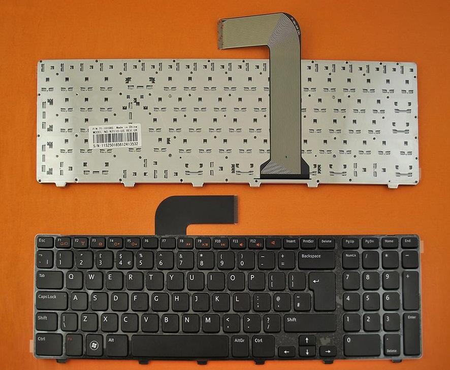 Klávesnice Dell Inspiron 17R N7110