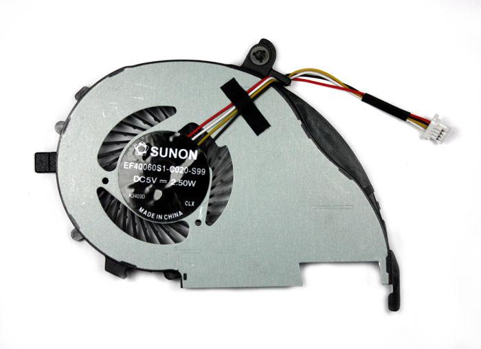 Ventilátor chlazení pro notebooky Acer Aspire V5 V5-472 V5-472P V5-572 V5-572G V5-572P, CPU
