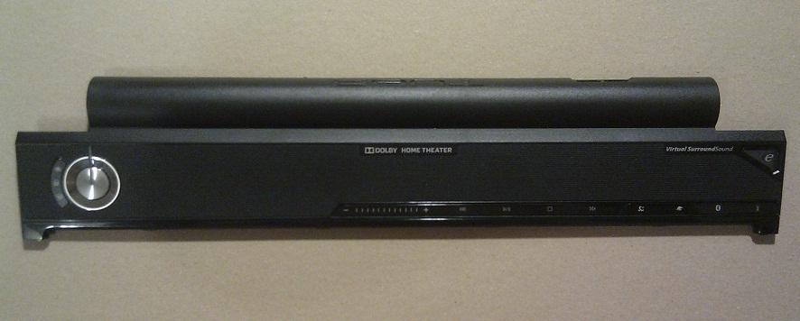 Plastový díl / ovládací lišta - Acer Aspire 6530G