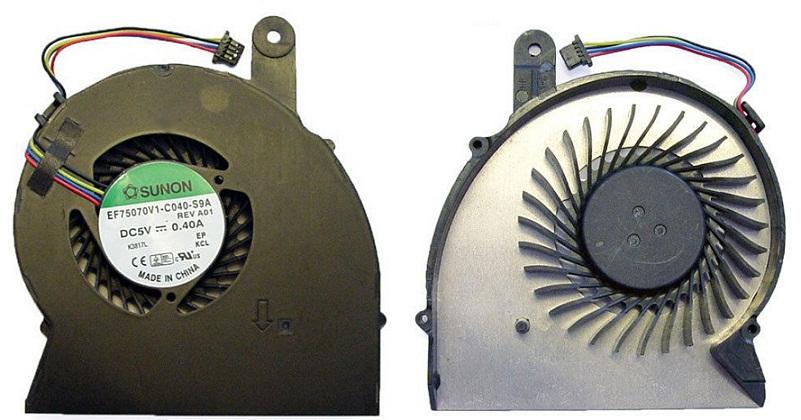 Ventilátor chlazení pro HP ProBook 4340S 4341S 4340