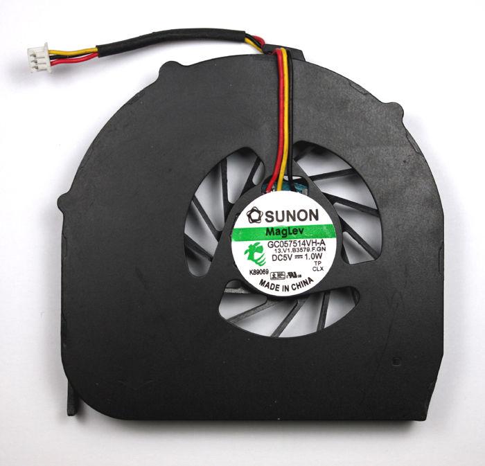 Ventilátor chlazení pro notebooky Acer Aspire 5740G Acer 5536 5542 5738 5236 , 3PIN