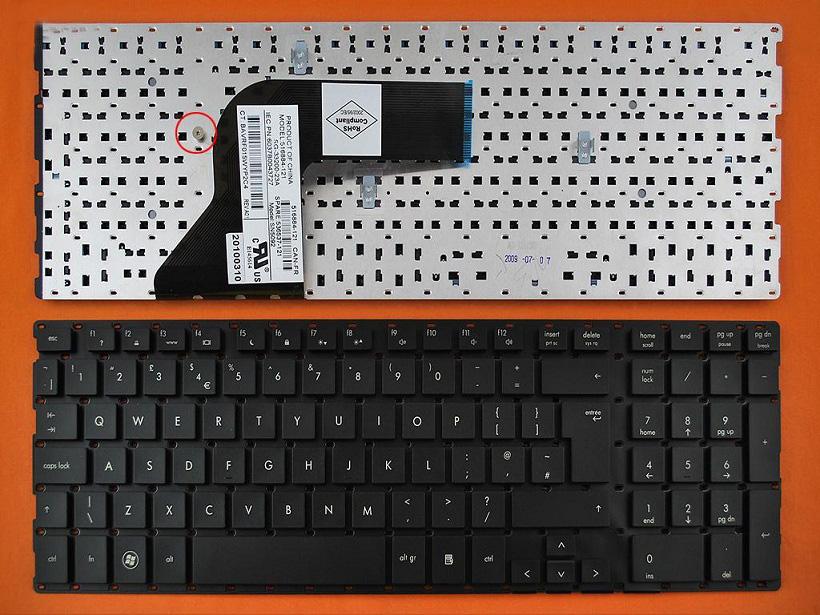 Klávesnice HP Probook 4700 4510S 4515S 4710S 4750S
