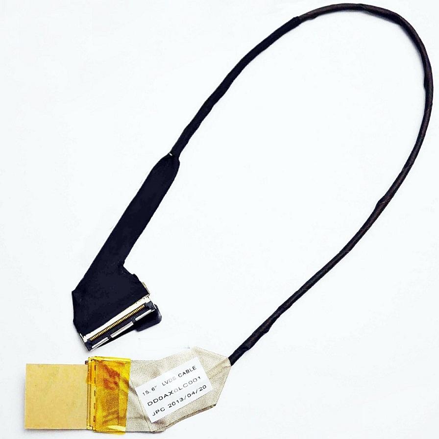 "LCD flex kabel pro notebooky HP Compaq G56 CQ56 G62 CQ62 15.6"""