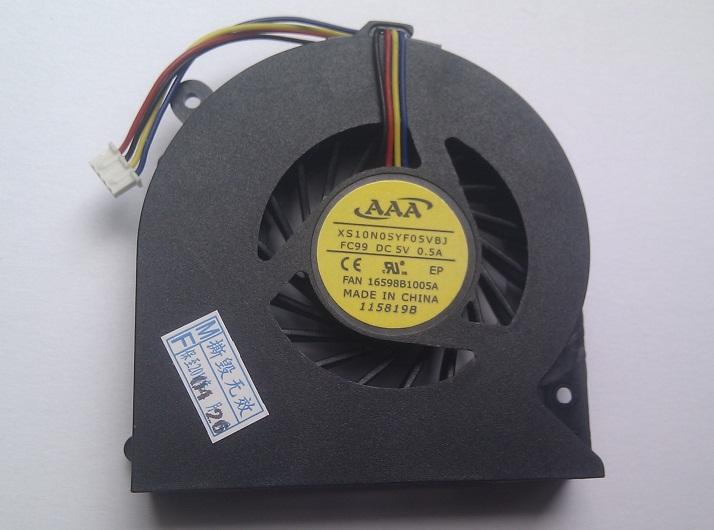 Ventilátor chlazení pro notebooky HP 4436S 4435S 4431S 4430S 4331S