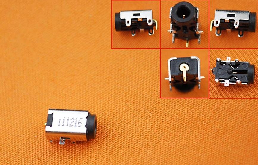 Napájecí konektor DC Asus Eee Pc 1001PXD 1015PEM 1015PW 1215B 1018P