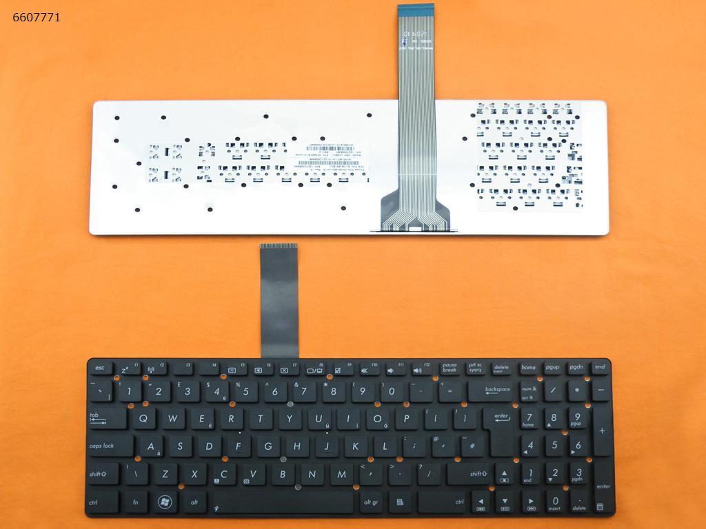 Klávesnice pro notebooky Asus A55 A75 K55 U57 K75 R500 R700