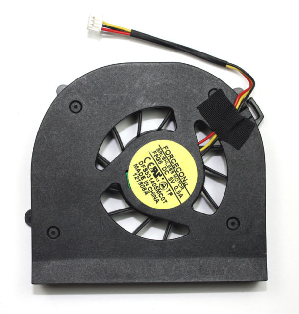Ventilátor chlazení pro notebooky Acer Aspire 5735 5735Z 5535 5235 5335