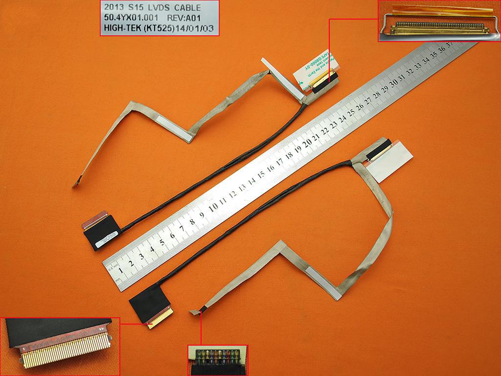 LCD flex kabel pro notebooky HP Probook 450 G1 50.4Yx01.001
